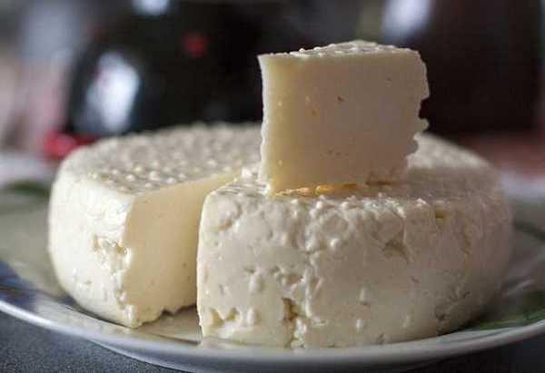 Сладкий сыр архас