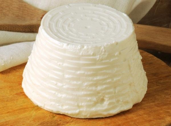Сыр «Риккота»